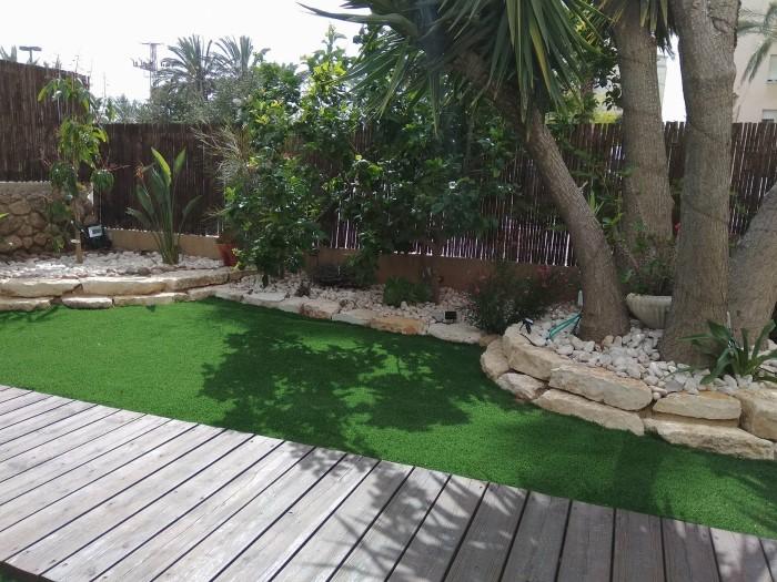 דשא סינטטי בבאר שבע